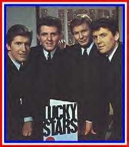 On the set of Thank Your Lucky Stars