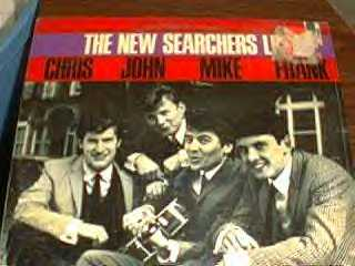 The New Searchers LP - US Album cover