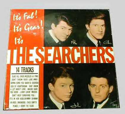 It's The Searchers - UK album