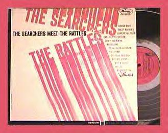 The Searchers meet The Rattles - US album