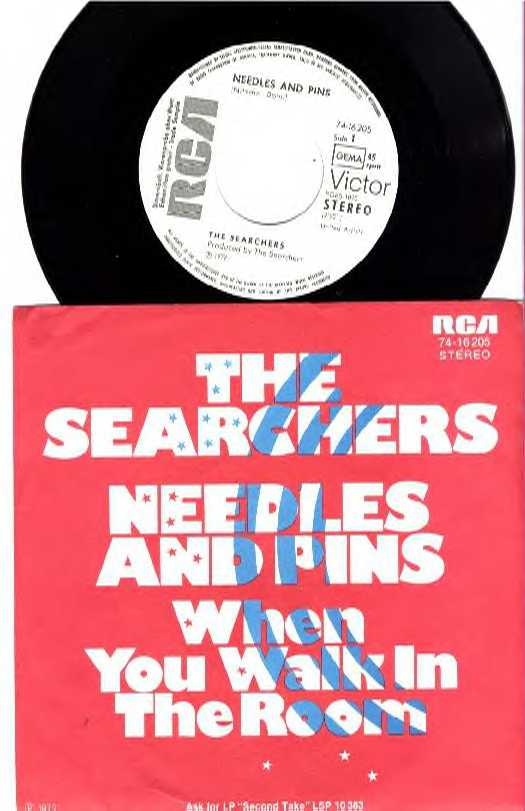 Needles And Pins - RCA Promo Version